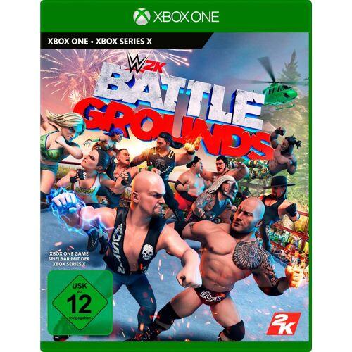 2K WWE Battlegrounds Xbox One