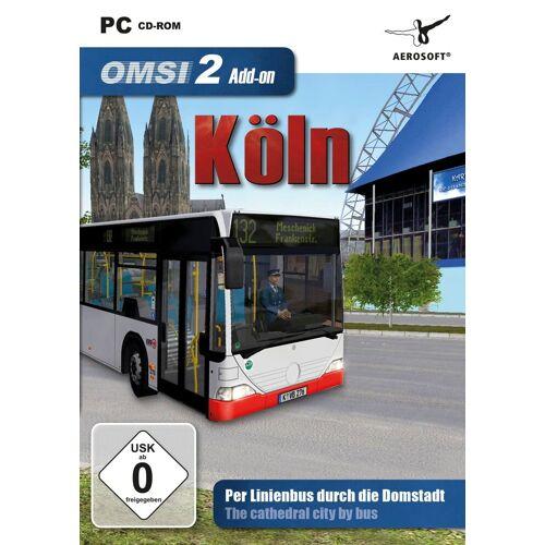aerosoft OMSI 2 - AddOn Köln PC
