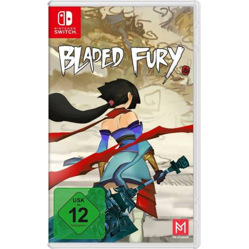 Nintendo Bladed Fury Nintendo Switch