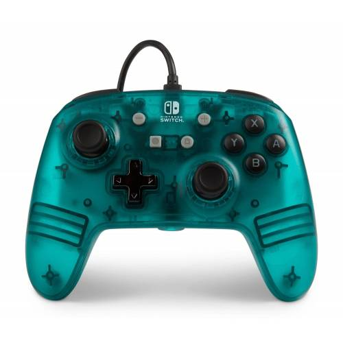 PowerA »Nintendo Switch Frost Controller« Nintendo-Controller (Packung, 1 St., für Nintendo Switch), Teal