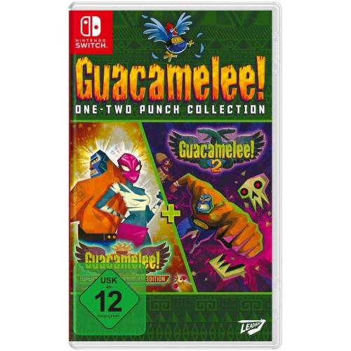 Nintendo Guacamelee One-Two Punch Collection Nintendo Switch