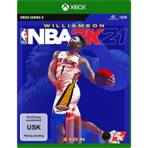 2K NBA 21 Xbox Series X