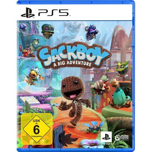 PlayStation 5 Sackboy: A Big Adventure