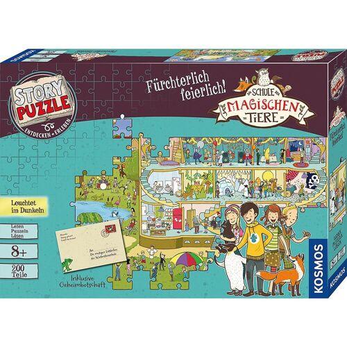 Kosmos Puzzle »Schule der magischen Tiere - Story Puzzle:«, Puzzleteile