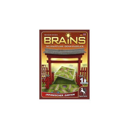 Pegasus Spiel, »Brains - Japanischer Garten (Spiel)«