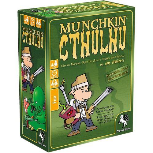 Pegasus Spiel, »Munchkin Cthulhu (Kartenspiel)«