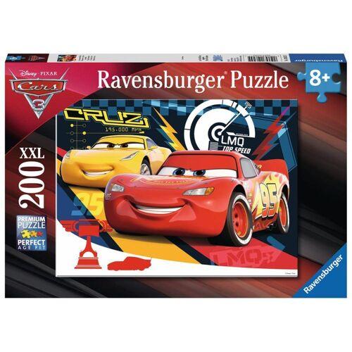 Ravensburger Puzzle »Disney Cars: Quietschende Reifen«, 200 Puzzleteile