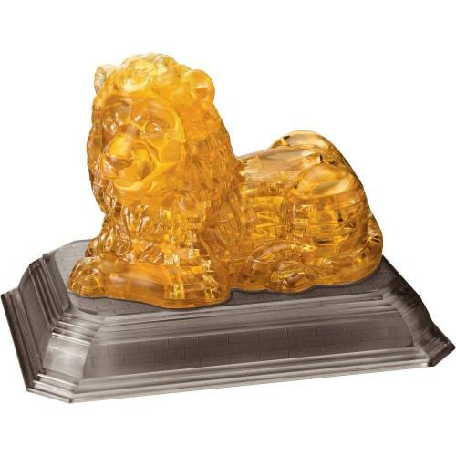 HCM KINZEL 3D-Puzzle »Crystal Puzzle, Löwe«, 97 Puzzleteile