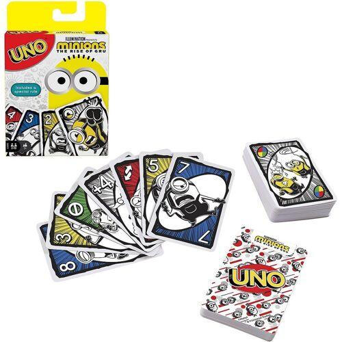 Mattel Spiel, »Mattel Games UNO Minions 2, Kartenspiel,«