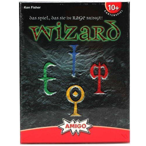 AMIGO Spiel, »Wizard Kartenspiel - jeder Stich zählt«