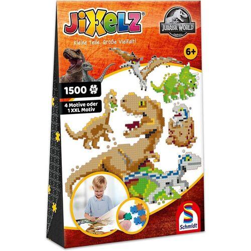 Schmidt Spiele Puzzle »Jixelz Puzzle Jurassic World, 1.500 Teile«, Puzzleteile