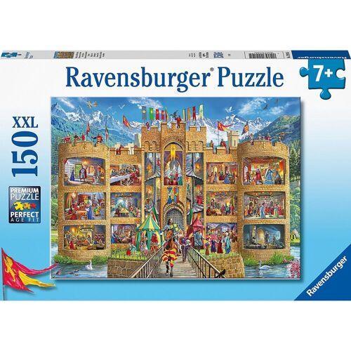 Ravensburger Puzzle »Puzzle Blick in die Ritterburg, 150 Teile«, Puzzleteile