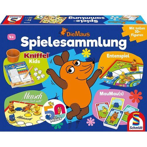 Schmidt Spiele Spielesammlung, »Die Maus, Spielsammlung«