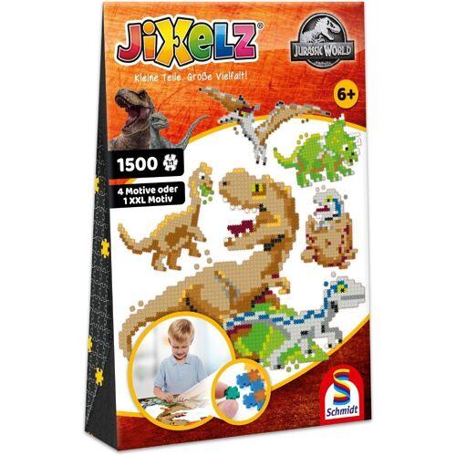Schmidt Spiele Konturenpuzzle »Jurassic World«, 1500 Puzzleteile
