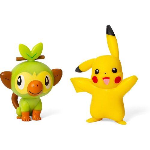 ak tronic Actionfigur »Battle Figure Pikachu & Chimpep«