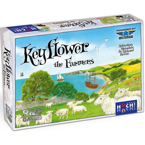 Huch! Spiel, »Keyflower - The Farmers (Spiel-Zubehör)«