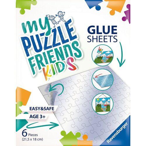 Ravensburger Puzzle »My Puzzle Friends Glue Sheets, Puzzle-Klebefolie«, Puzzleteile