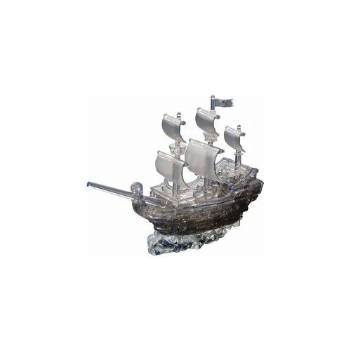 HCM KINZEL 3D-Puzzle »Crystal Puzzle - Piratenschiff«, Puzzleteile