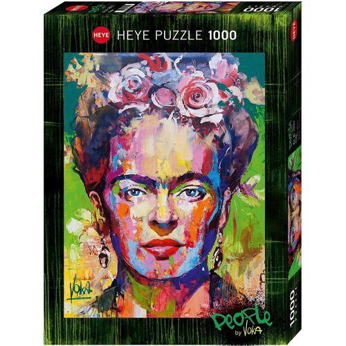 HEYE Puzzle »Puzzle Frida, Voka, 1000 Teile«, Puzzleteile