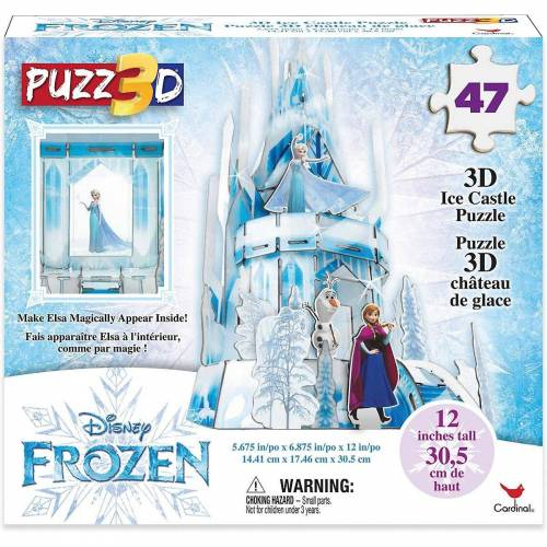 Spin Master Puzzle »Frozen 2 - Ice Palace Puzzle«, Puzzleteile