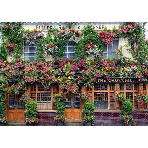 Piatnik Puzzle »Pub in London«, 1000 Puzzleteile