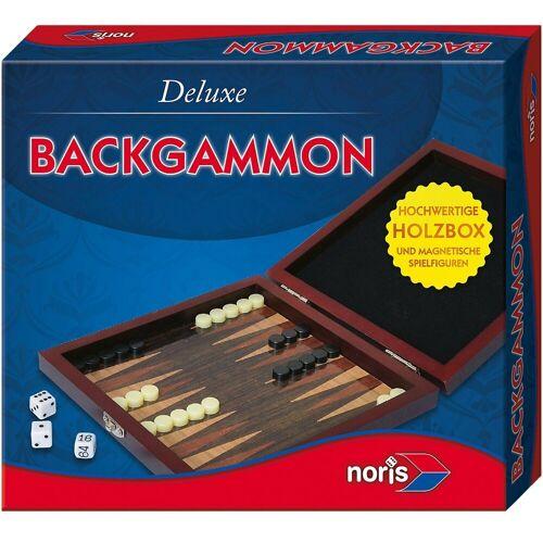 Noris Spiel, »Deluxe Reisespiel Backgammon«