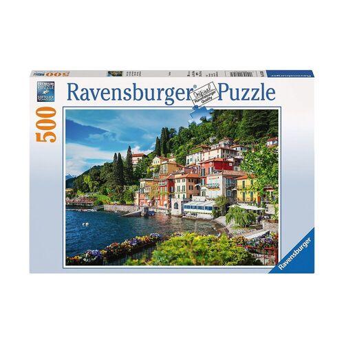 Ravensburger Puzzle »Puzzle 500 Teile, 49x36 cm, Comer See, Italien«, Puzzleteile
