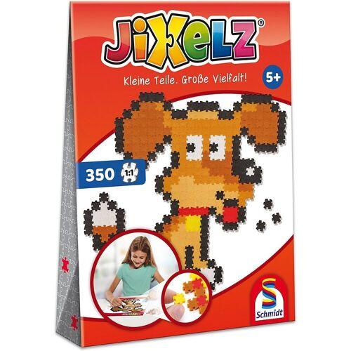 Schmidt Spiele Puzzle »Jixelz Puzzle Hund 350 Teile«, Puzzleteile