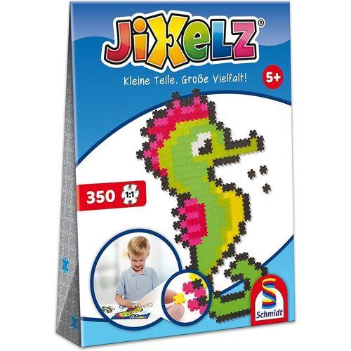 Schmidt Spiele Puzzle »Jixelz Puzzle Seepferdchen 350 Teile«, Puzzleteile