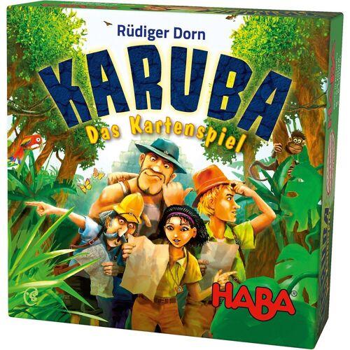 Haba Spiel, »Karuba - Das Kartenspiel«