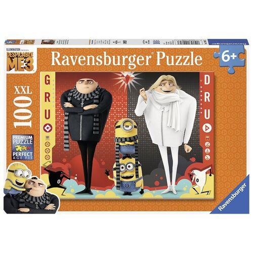 Ravensburger Puzzle »Puzzle 100 Teile Minions Ich - einfach«, Puzzleteile