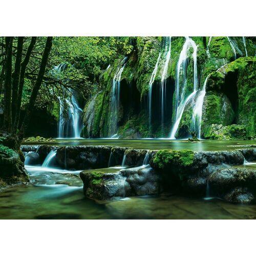 HEYE Puzzle »Puzzle 1000 Teile - Magic Forests, Cascades«, Puzzleteile