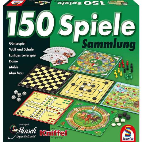 Schmidt Spiele Spielesammlung, »150er Spielesammlung«