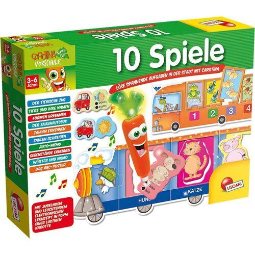 Lisciani Lernspielzeug »Lernstift - 10 Spiele«