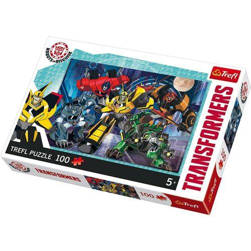 Trefl Puzzle »Puzzle 100 Teile - Transformers«, Puzzleteile
