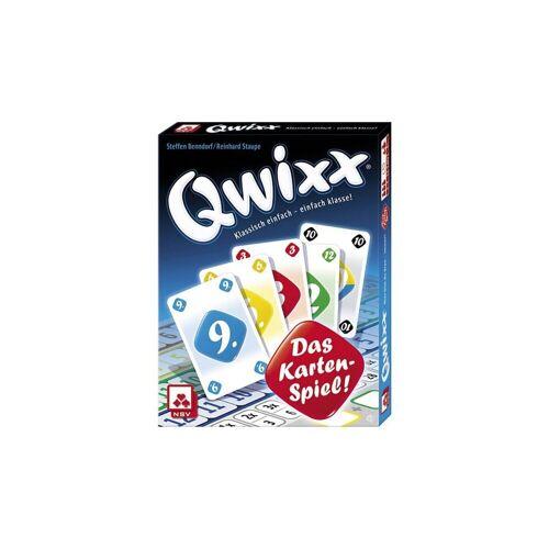 Nürnberger Spielkarten Spiel, »Qwixx - Das Kartenspiel«