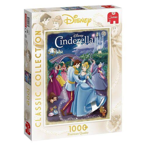 Jumbo Puzzle »Disney Classic Collection Cinderella - 1000 Teile«, Puzzleteile