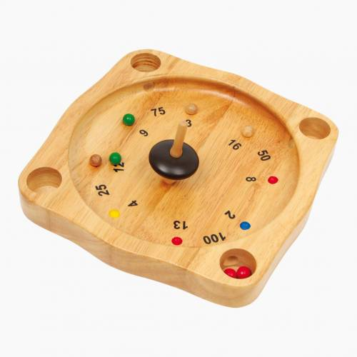 goki Spiel, Roulette »Tiroler Roulette Spiel Bauernroulette«