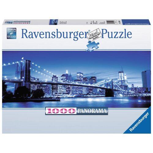 Ravensburger Puzzle »Leuchtendes New York«, 1000 Puzzleteile