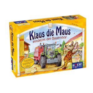 Huch! Spiel, »Klaus die Maus entdeckt den Bauernhof«, Made in Germany