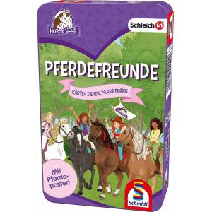 Schmidt Spiele Spiel, »Schleich, Horse Club, Pferdefreunde«