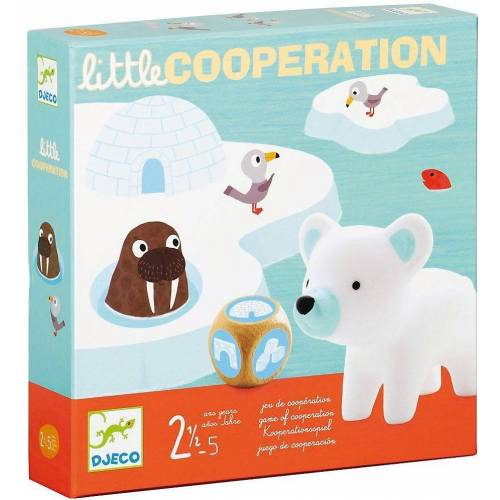 DJECO Lernspielzeug »Erste Spiele Kooperationsspiel«