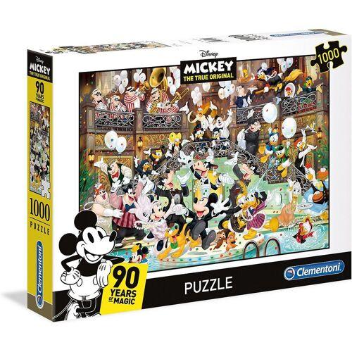 Clementoni® Puzzle »Puzzle 1000 Teile Disney 90 Jahre Mickey«, Puzzleteile