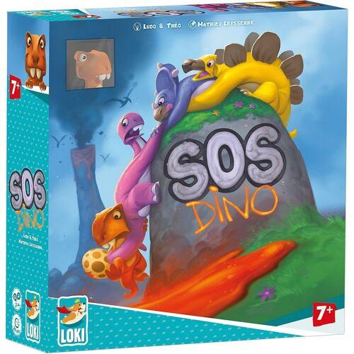 Huch! Spiel, »SOS Dino (Kinderspiel)«