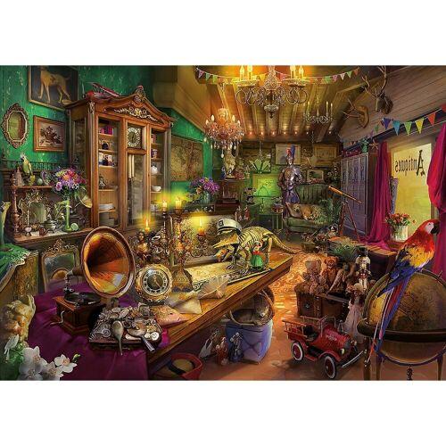 Educa Puzzle »Rätsel- Puzzle Antiquitätengeschäft, 500 Teile«, Puzzleteile