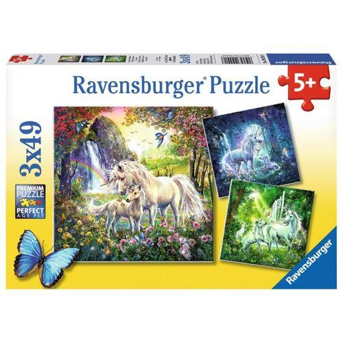 Ravensburger Puzzle »Schöne Einhörner«, 147 Puzzleteile