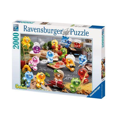 Ravensburger Puzzle »Gelini - Küche, Kochen, Leidenschaft«, 2000 Puzzleteile, Made in Germany