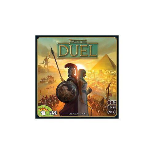 Asmodee Spiel, »7 Wonders Duell (Kartenspiel)«