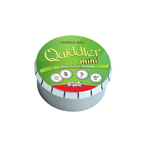 AMIGO Spiel, »Quiddler mini (Kartenspiel)«