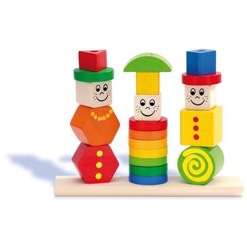 Eichhorn Steckpuzzle »Figuren-Steckpuzzle, 20-tlg.«, Puzzleteile